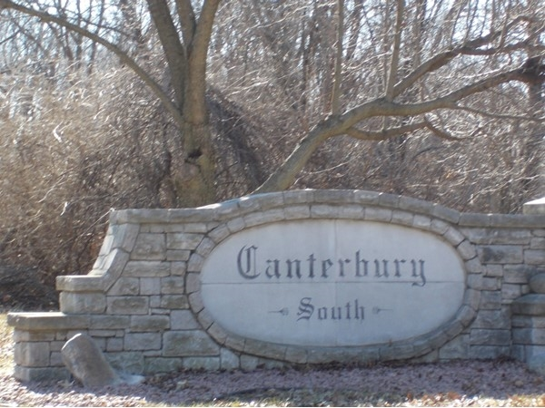 Come enjoy the great neighbors we have found in Canterbury South