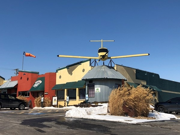 Habaneros is a Mexican grill owned by two pilots