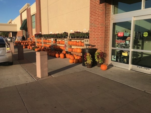 It's time to get your pumpkins at HyVee
