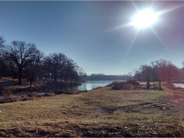Good morning Houston Lake
