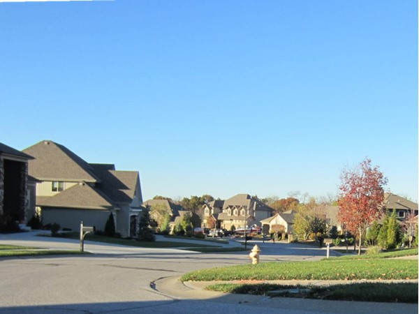 A beautiful fall day at Woodland Shores