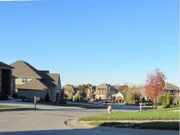 A beautiful fall day at Woodland Shores