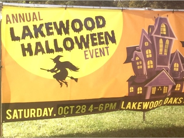 "Lakewood Residents are getting ready for a ""spooktacular event"