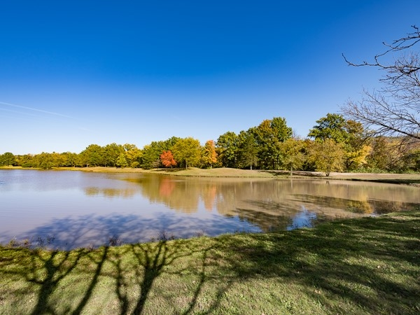 Fall at Tomahawk Park in Leawood