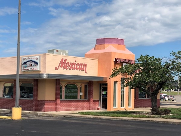 Mi Hacienda is my go to Mexican food place. Best Tacos and salsa around. Go see for yourself