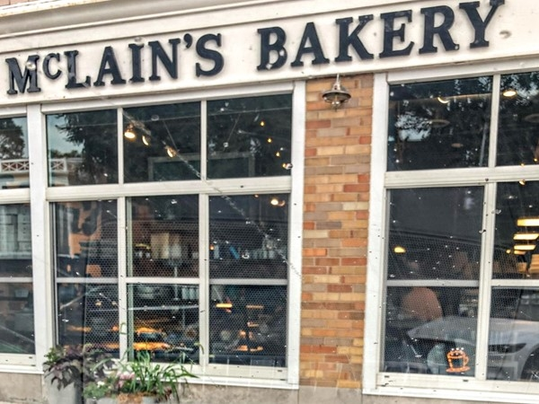 McLain's Bakery, located at 201 E. Gregory Blvd, is heaven on earth