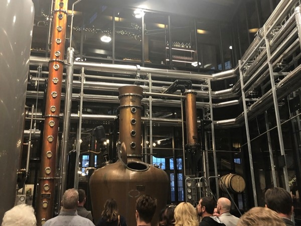 The Rieger Distillery is amazing