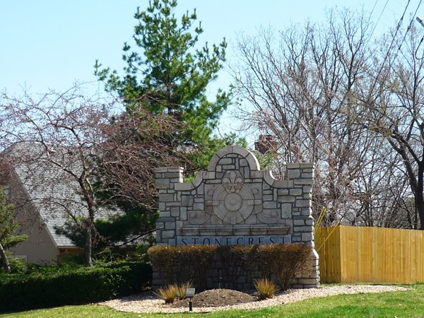 Stonecrest: One of the finest subdivisions in Blue Springs