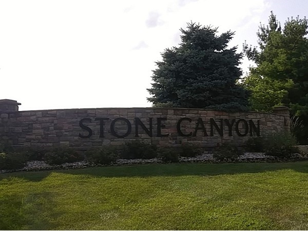 Stone Canyon Subdivision. Located right next to the Stone Canyon Golf Course
