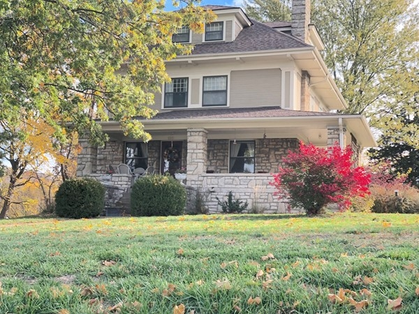 Beautiful home in Liberty Historical District