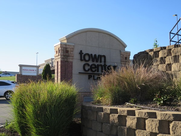 Town Center Plaza is establishing itself as the family favorite in the Leawood area
