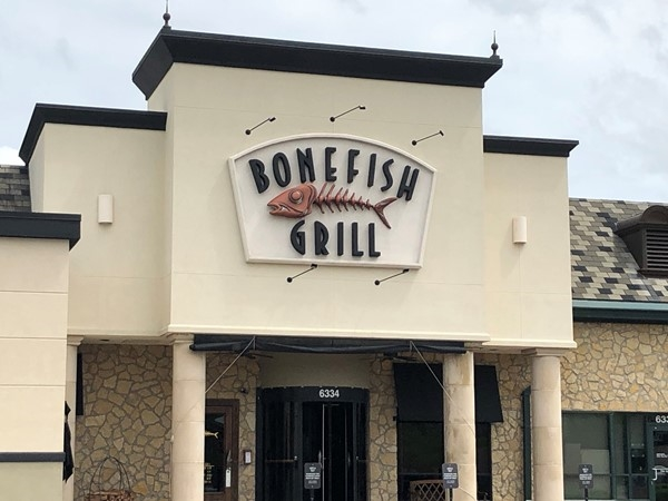 Bonefish Grill?  Best happy hour there is