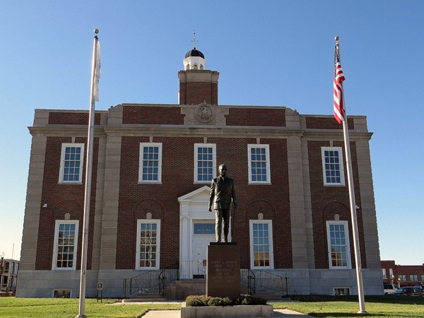 Jackson County Truman Courthouse