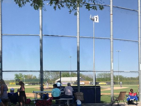 3&2 East baseball in Lenexa. Let's play ball