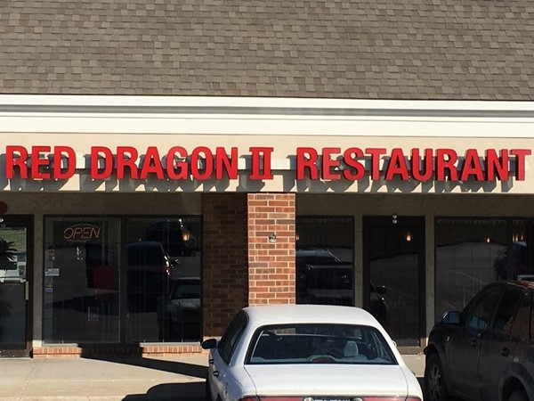 In the mood for Chinese food?  Go to Red Dragon in Platte City