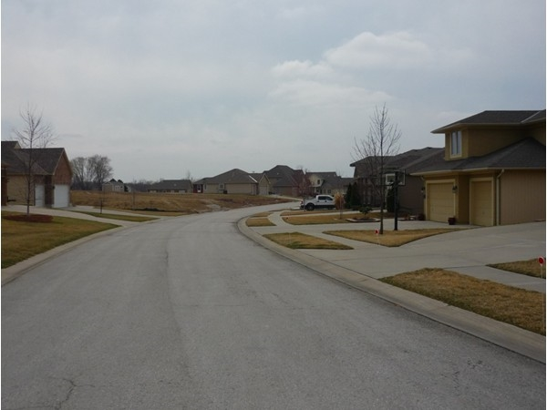Northeast Summerfield Lane from Northeast Sparta Drive