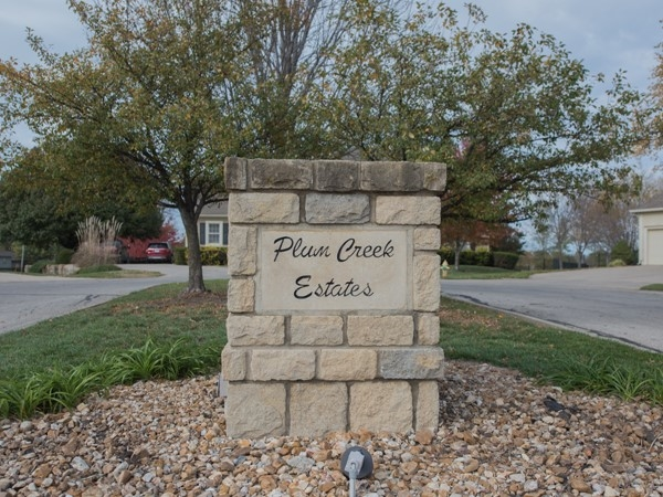 Welcome to Plum Creek Estates