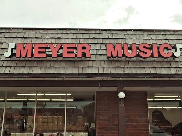 This music retailer has been a family owned and operated business for over 50 years