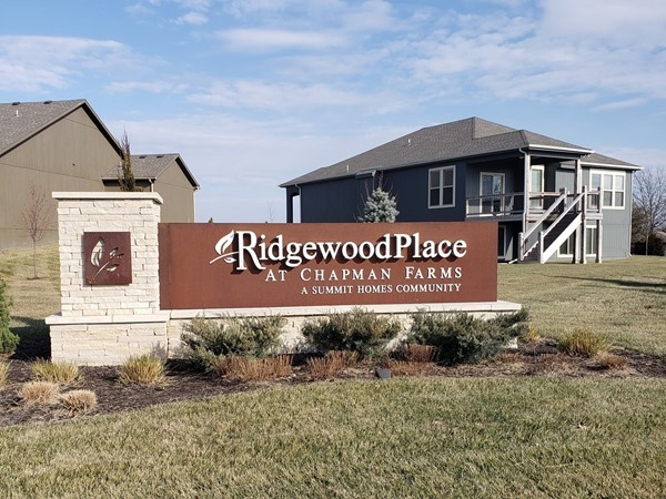 Welcome to Ridgewood Place at Chapman Farms