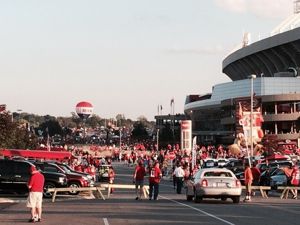 Kansas City Chiefs game