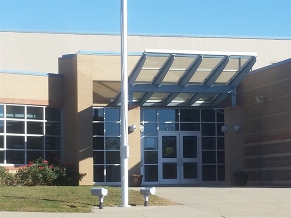 The accredited and outstanding Prairie Branch Elementary School