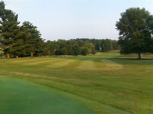 Beautiful Excelsior Springs Golf Course