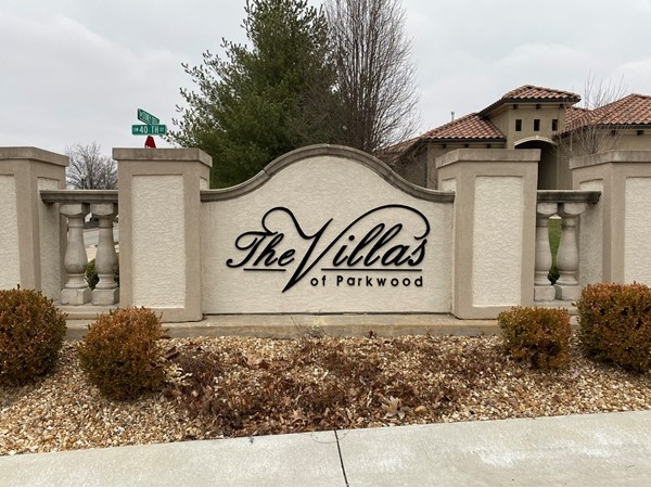 Welcome to Villas at Parkwood
