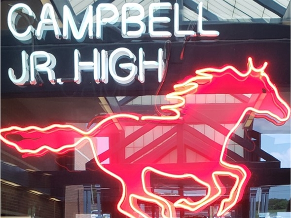 Lee's Summit has the top rated schools around - including Bernard Campbell Middle School