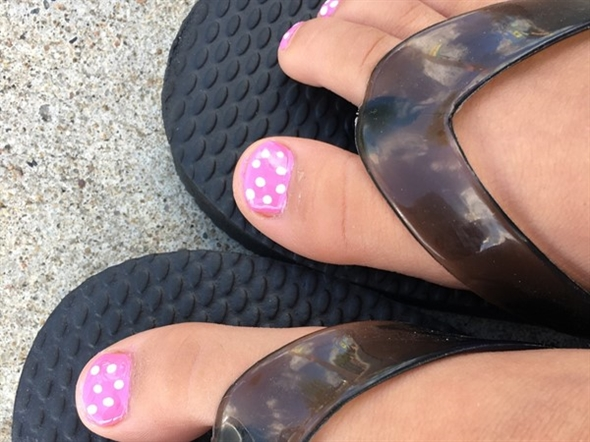 Perfect pedicures for all ages ~ BKS Nails