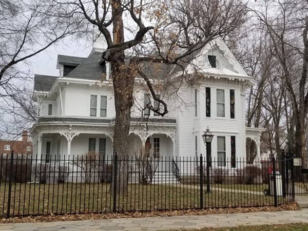 The home that President Truman lived in