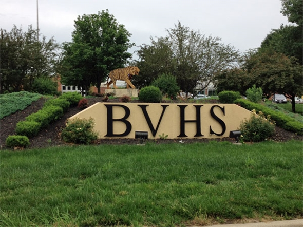 Blue Valley High School, Go Tigers!