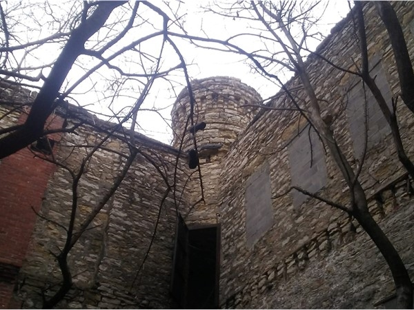 Built in 1897, abandoned in 1972, Kansas City Workhouse Castle is a former prison