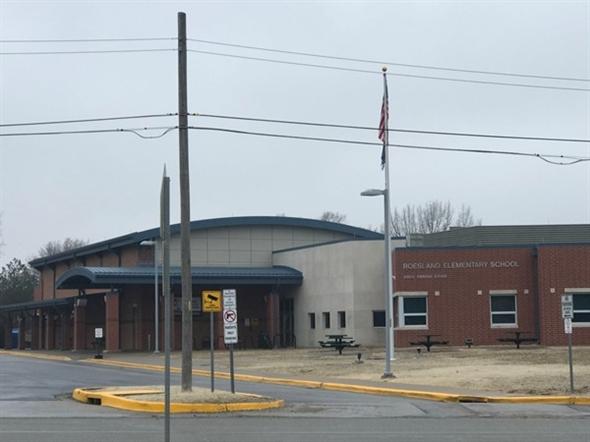 Roesland Elementary School in Roeland Park