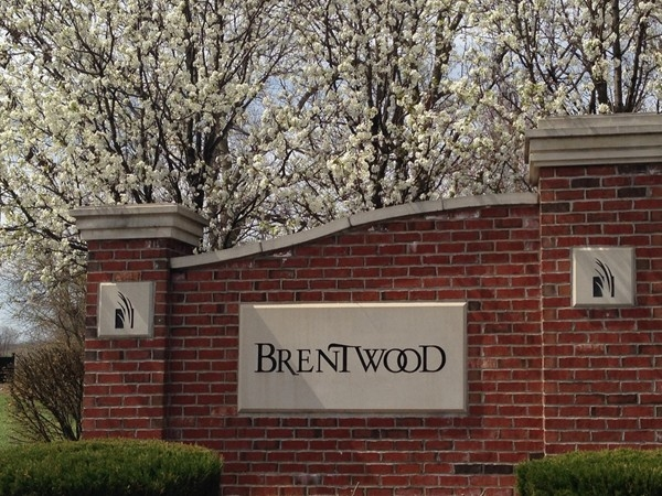 Spring has arrived in Brentwood