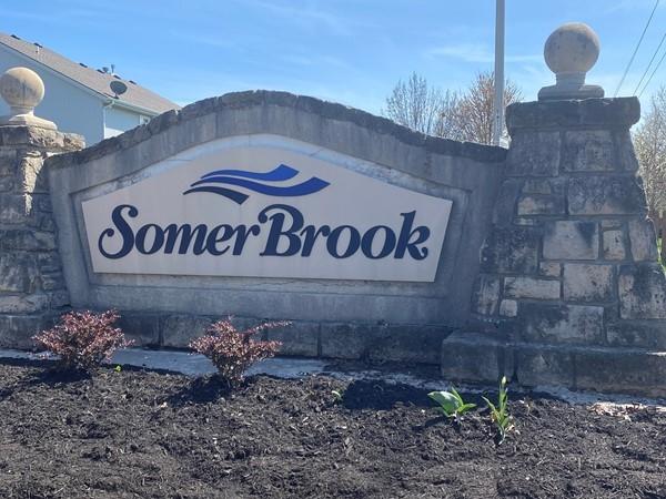 Somerbrook entrance