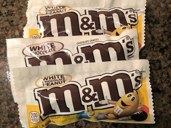 Must try these new M&M's...Yum