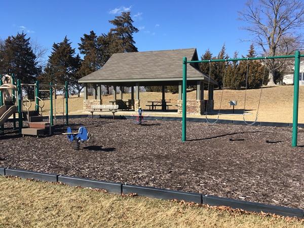 Playground at Rock Creek Ridge
