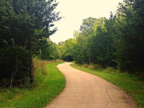 Rolling Ridge Trail is a beautiful escape to nature nestled right in western Olathe