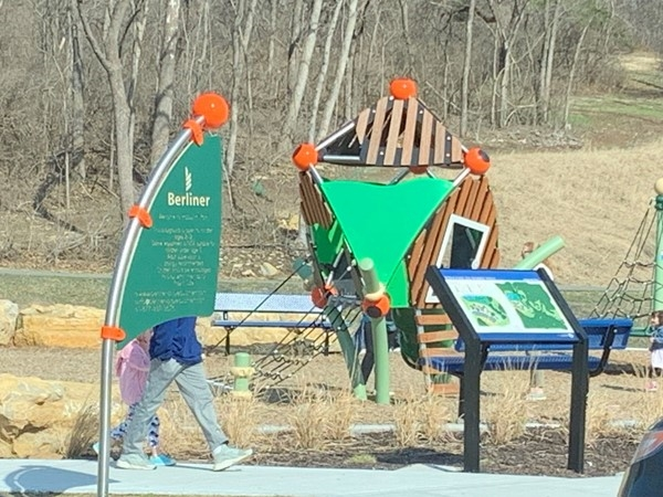 Toddler play area in Hobby Hill Park West
