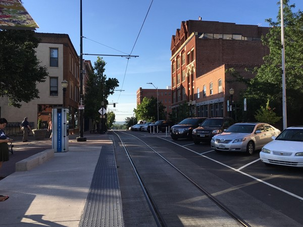 River Market Trolley line is an exciting addition to Kansas City