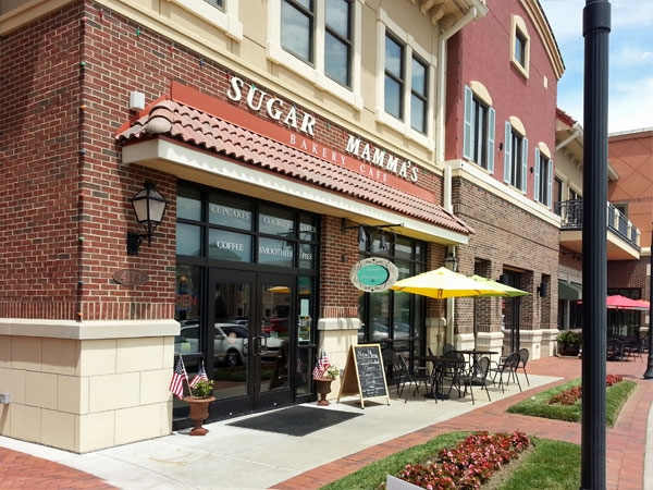 Satisfy your sweet tooth at Sugar Mamma's in Briarcliff Village.
