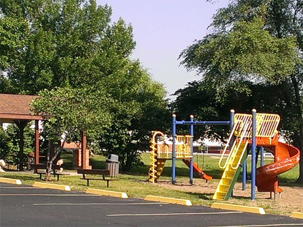 Community Park at Pleasant Valley Community Center