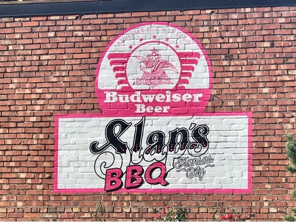 Slaps BBQ is Downtown KCK.  Great place to grab lunch