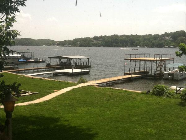 Lots of lake fun going on at Lake Lotawana today!