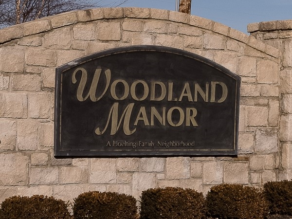 Welcome to Woodland Manor