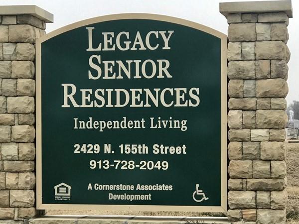Legacy Senior Residences, Basehor, KS