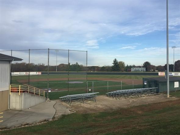 Kearney High School baseball field