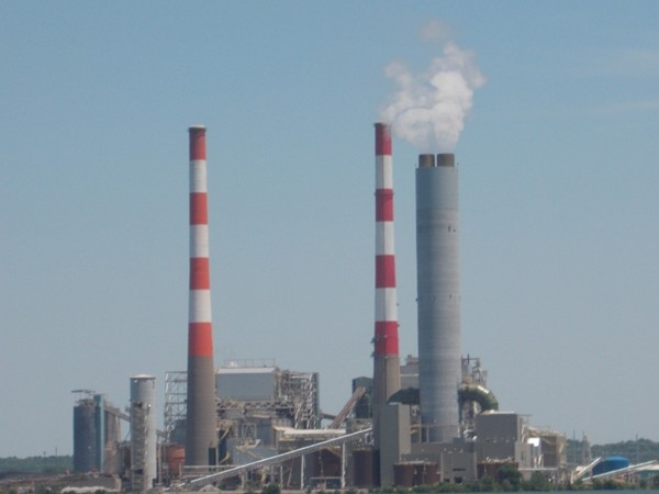 KCP&L LaCygne Power Plant and Wildlife Park located in Linn County