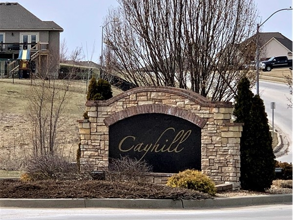 Cayhill ~ a wonderful place to live