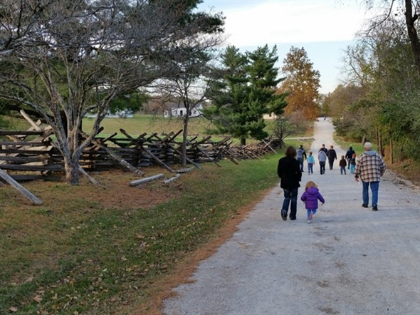 Take a stroll back in time at historic Missouri Town 1855 in Blue Springs